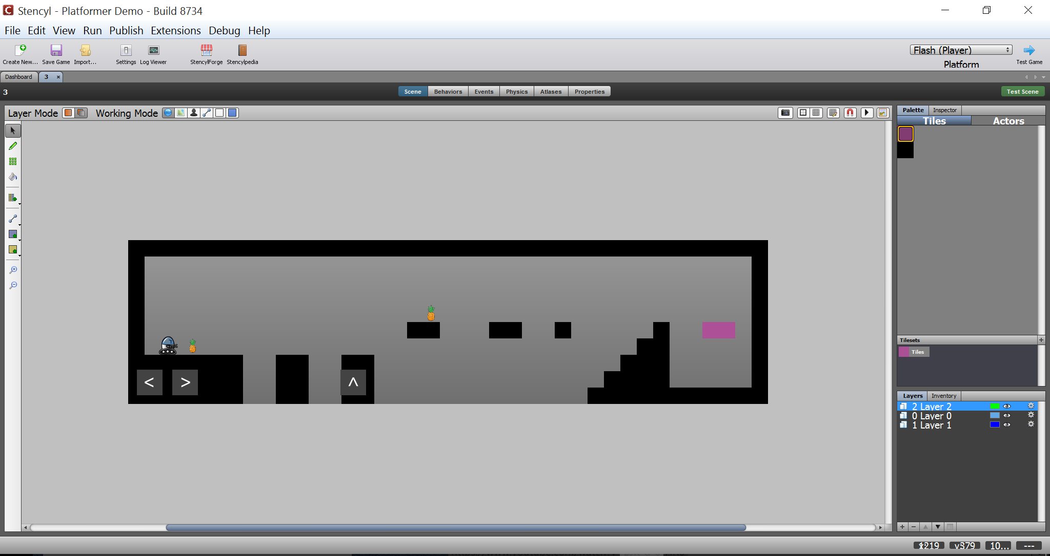 Making Games for Web and iOS with Stencyl – ProfHacker - Blogs - The